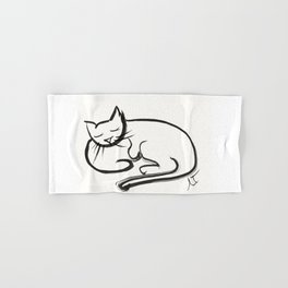 Cat II Hand & Bath Towel