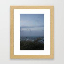 Gwithian Sunset Framed Art Print