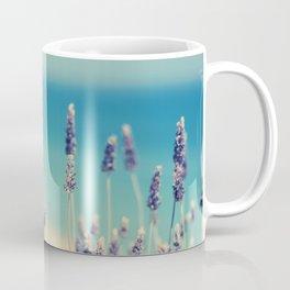 beach - lavender blues Coffee Mug