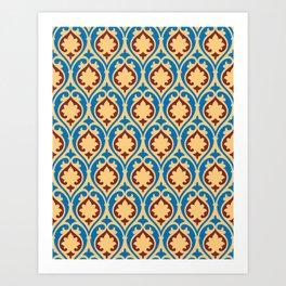 Byzantine I Art Print