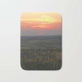 Colorado Sunrise Bath Mat