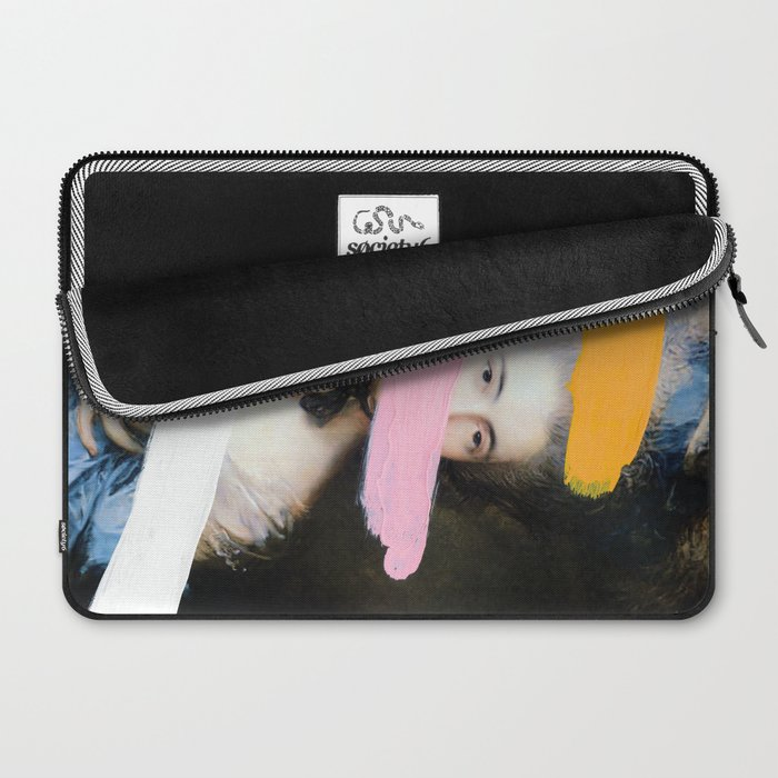 Brutalized Gainsborough 2 Laptop Sleeve