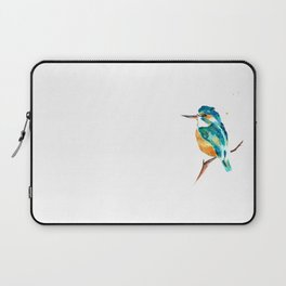 Kingfisher metallic Laptop Sleeve