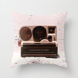 Pronto OneStep Sonar - Sears Special, 1978 Throw Pillow