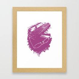 Designer Framed Art Print