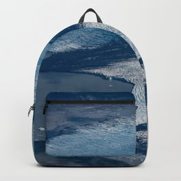 Aerial Glacier - Alaska Backpack