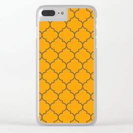 Imperial Trellis Winter 2018 Color: Son of a Sun Clear iPhone Case