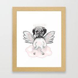 Be Good Framed Art Print