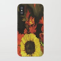 nick cave iPhone & iPod Cases featuring Cave  by DesignsByMarly