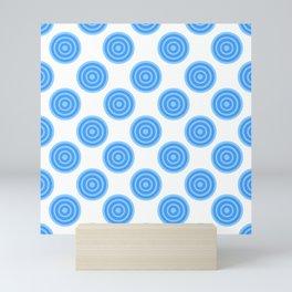 Blueberry Lollies Mini Art Print