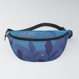 Save the ocean Fanny Pack