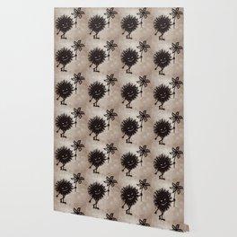 Evil Bug Gives Flower Wallpaper