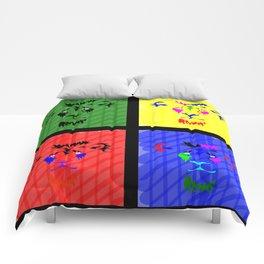 Jungle Kings Comforters