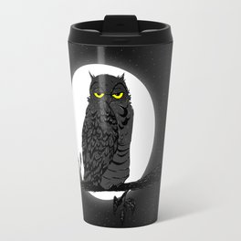 Night Owl V. 2 Travel Mug