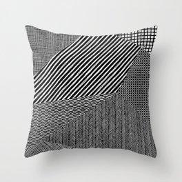 Ichalk Throw Pillow