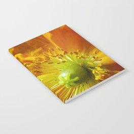 Yellow Moon Notebook
