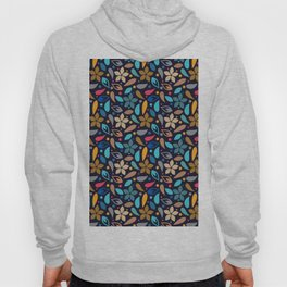 Colorful Lovely Pattern XV Hoody