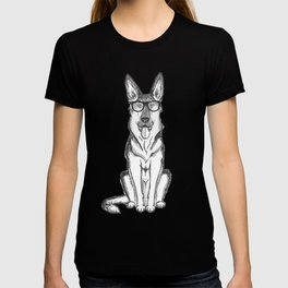 German Shepherd Dog T-shirt