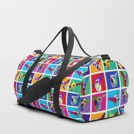 Maggie Warholed Duffle Bag
