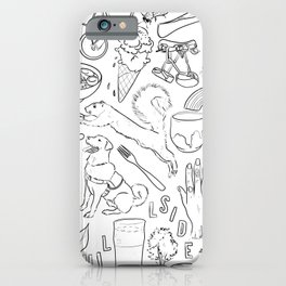 i love guelph iPhone Case