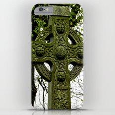 Celtic Cross at Monasterboice Slim Case iPhone 6 Plus