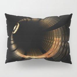 Fractal Solar Eclipse Pillow Sham