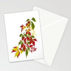 Autumn season, leaves, fall , fall season Stationery Cards