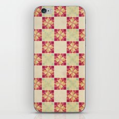 Vintage Tiles iPhone & iPod Skin