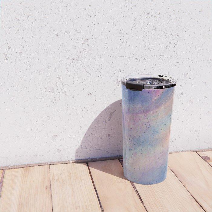 Watercolor Magic Travel Mug