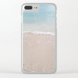 seaofdesire Clear iPhone Case