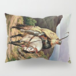 The Return of the Crusader Pillow Sham
