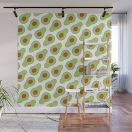 Mexican Avocado Wall Mural