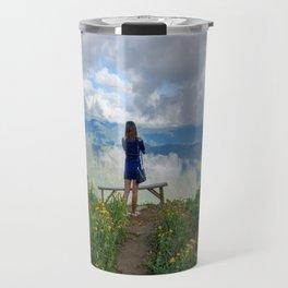 Angelic View Travel Mug