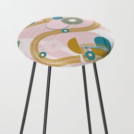 Golden arches Counter Stool