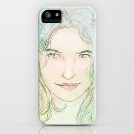 Hestia iPhone Case