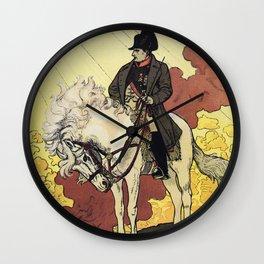 Life of Napoleon Wall Clock