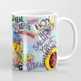 Childhood Tv Coffee Mug