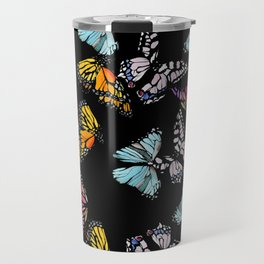 Monarch Butterly Travel Mug