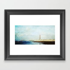 On The Front Textured Fine Art Photograpy Framed Art Print