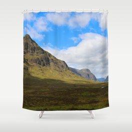 Highland Green Shower Curtain