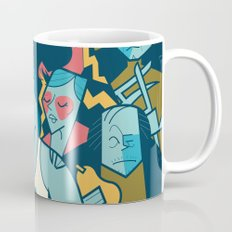 Big Trouble Coffee Mug