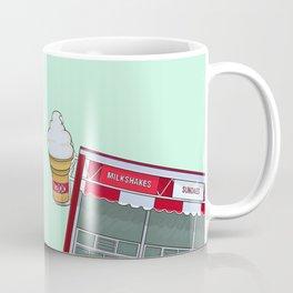 Winnipeg Bridge Drive-In (BDI) Coffee Mug