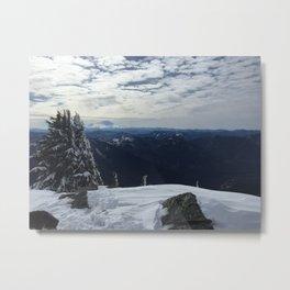 Granite Mountain, Washington State Metal Print