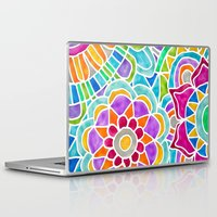 whimsical Laptop & iPad Skins featuring Whimsical by ArtLovePassion