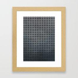 Roy Pattern Framed Art Print