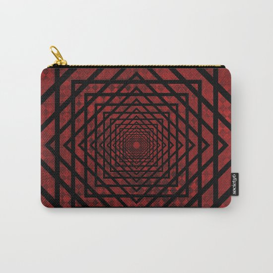 Eternally Red Carry-All Pouch
