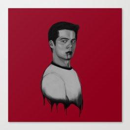 Bad Blood III Canvas Print