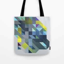 Triangulation 02 Tote Bag