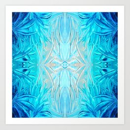 Cool Water Art Print