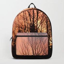 Photo 40 sunset Backpack